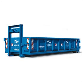 Maxi-container-aaben